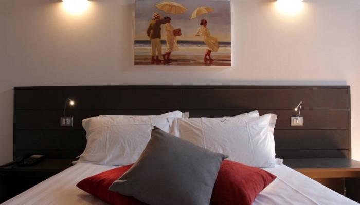 Double room - Hotel al vecchio tram - Udine