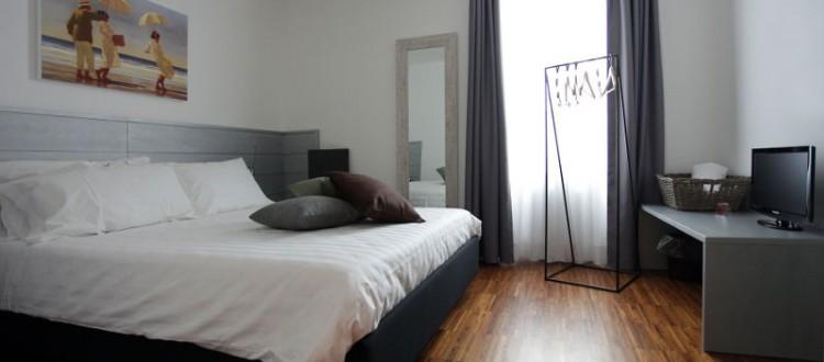 camera singola - Hotel al Vecchio Tram - Udine
